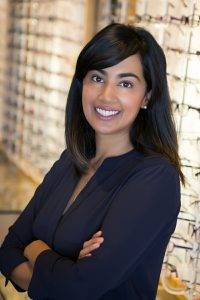 Dr. Alisa Khan, Optometrist, Milton, ON